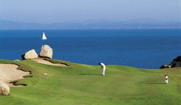 Le golf 6 trous de Lezza